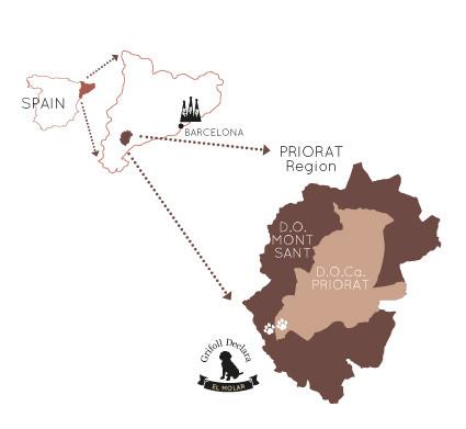 グリフォイ・デクララ地図